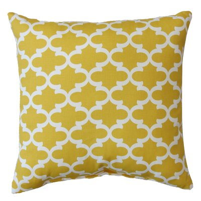 Fulton Corn Cotton Throw Pillow
