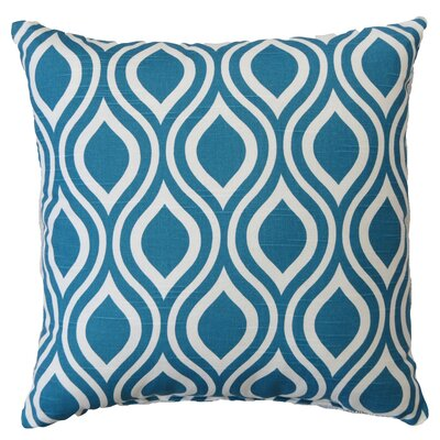 Nicole Cotton Throw Pillow