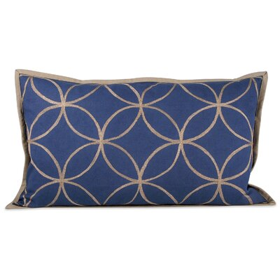 Indigo Dream Lumbar Pillow