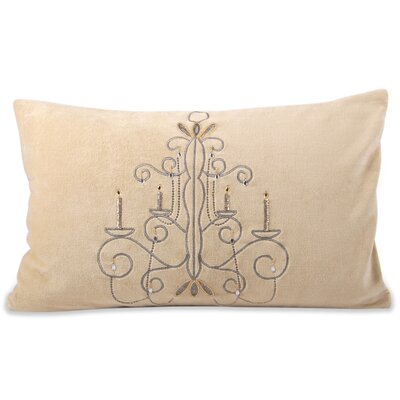 Chandelier Lumbar Pillow