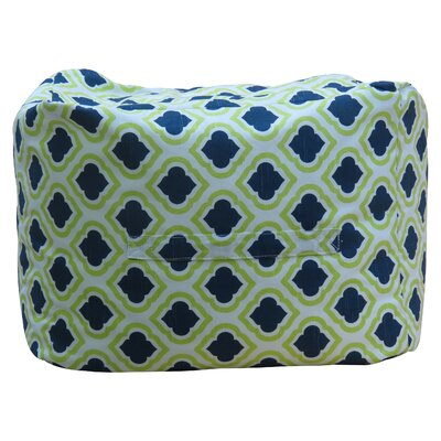Premiere Home Curtis Ottoman Upholstery: Canal