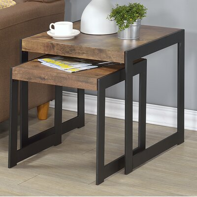 Millenial 2 Piece Nesting Tables