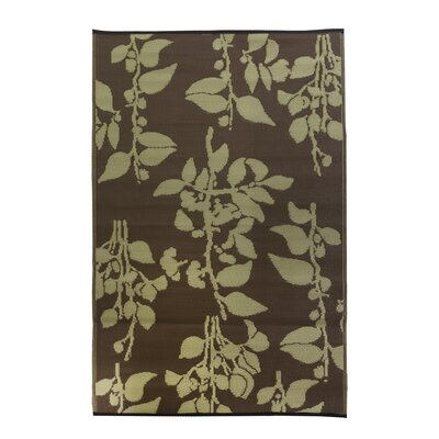 Premier Home Hand-Woven Brown Indoor/Outdoor Area Rug