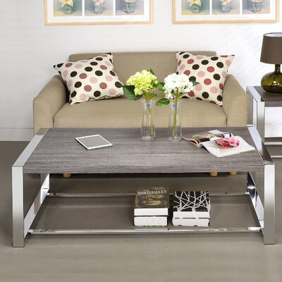 Lauritz Coffee Table Top Finish: Gray