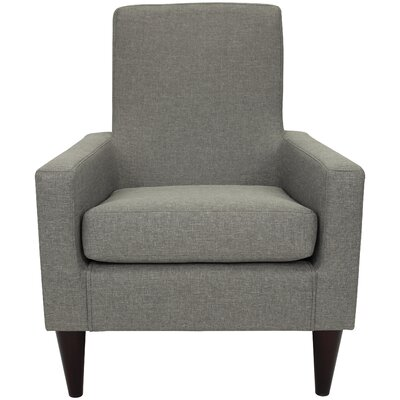 Charleson Armchair Upholstery: Quartz