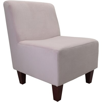 Adamski Armless Slipper Chair