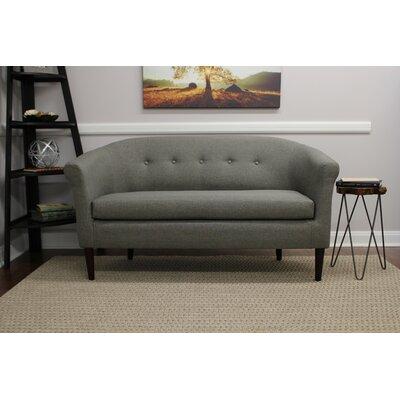 Reichenbach Settee Upholstery: Quartz
