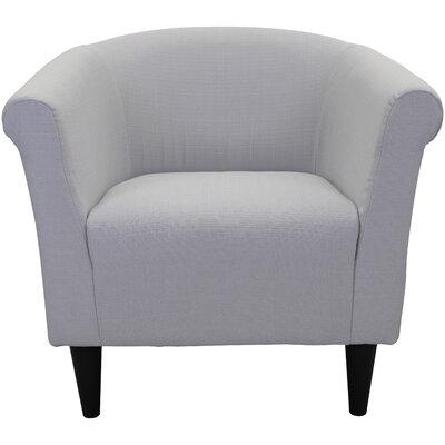 Mthimunye Barrel Chair Upholstery: Sachi Silver