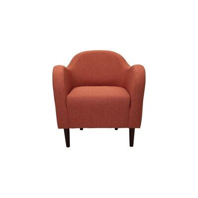 Reider Mid Century Armchair Upholstery: Mango