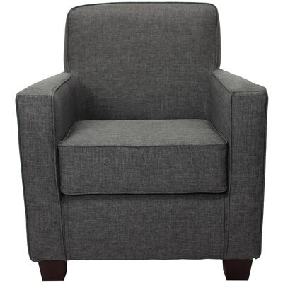 Ramsay Contemporary  Armchair Upholstery: Gray