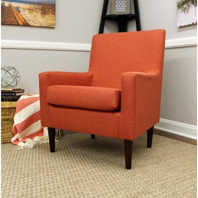 Donham Armchair Upholstery: Mango