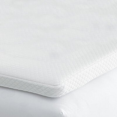 FoxHillTrading Cooling Touch Memory Fiber Mattress Topper - Size: King at Sears.com