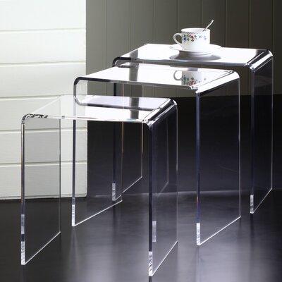 Pure D�cor 3 Piece Nesting Tables