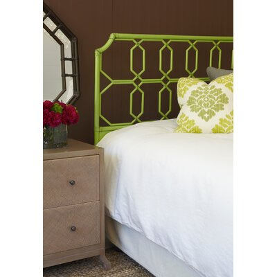 Rent Regeant Headboard Finish: Kiwi, Siz...
