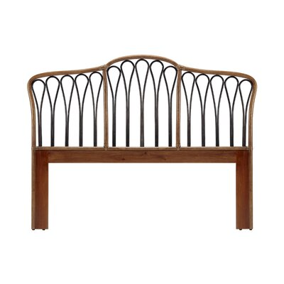 Easy financing Sona Headboard Finish: Cinnamon/Esp...