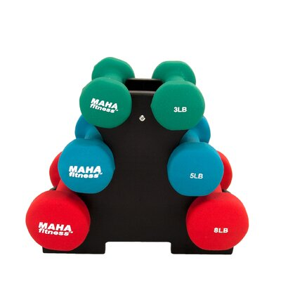 Financing Dumbbell Set with Stand...
