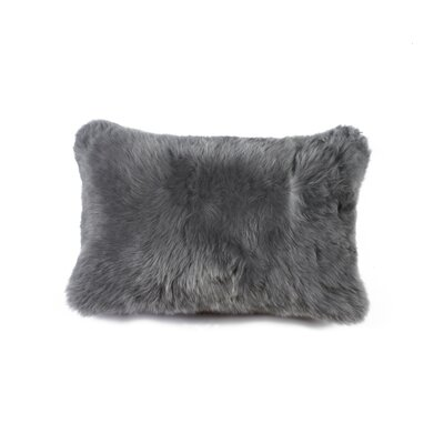 Siemering Lumbar Pillow Color: Gray