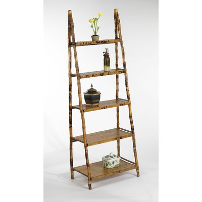 Coastal Chic Leaning Bookcase 987 Product Picture