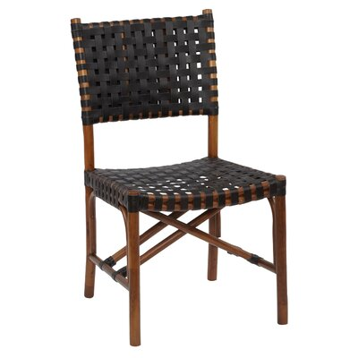 New Classics Malibu Side Chair Finish: Cocoa