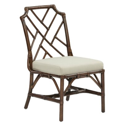 New Classics Chippendale Side Chair Finish: Mahogany