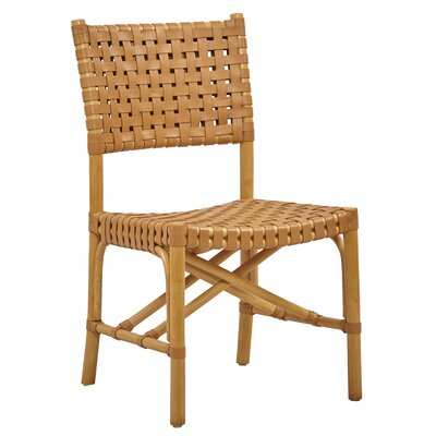 New Classics Malibu Side Chair Finish: Natural