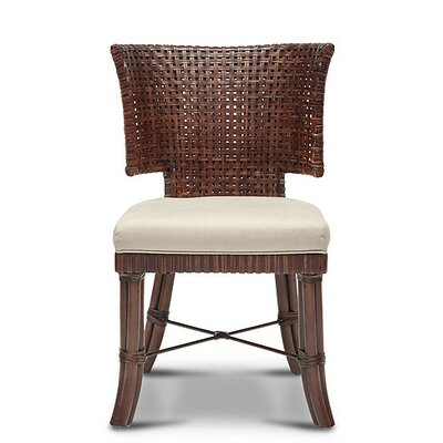 New Classics Sidney Side Chair Finish: Mahogany