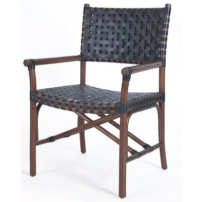 New Classics Malibu Armchair Finish: Cocoa