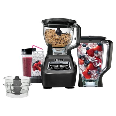 Ninja Mega Kitchen 5 Piece System Blender Set BL771