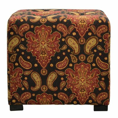Merton 4 Button Tufted Square Ottoman
