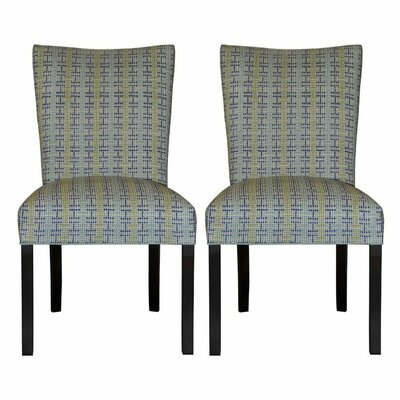 Garavan Side Chair Upholstery: Pandora Felix