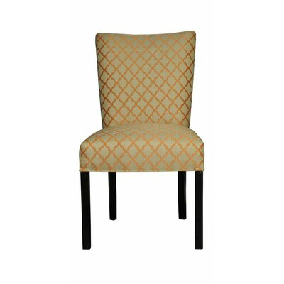 Julia Side Chair Upholstery: Eddy Orange