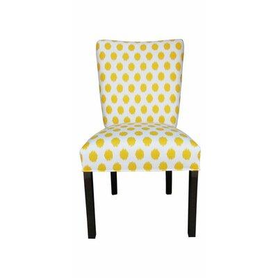 Julia Side Chair Upholstery: Jojo Yellow
