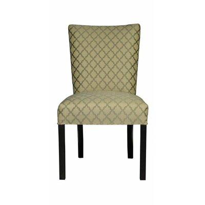 Julia Side Chair Upholstery: Eddy Smoke