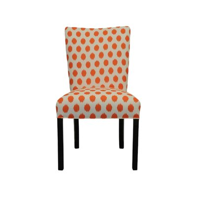 Brault Side Chair Upholstery: Jojo Tangelo