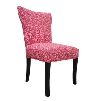 Bella Side Chair Upholstery: Gum Drops