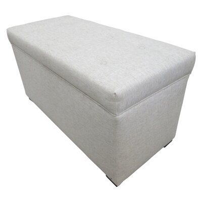 Angela Ottoman Finish: Sand