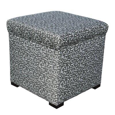 Tami Ottoman Upholstery: Grey