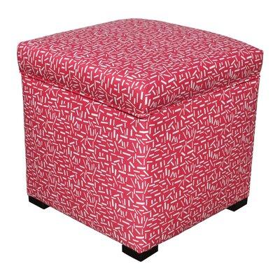 Tami Storage Ottoman Upholstery: Gumdrop