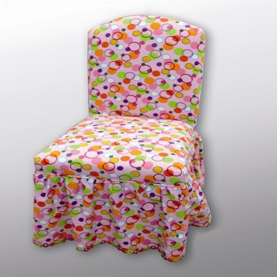 Kaitlyn Kids Cotton Barrel Chair