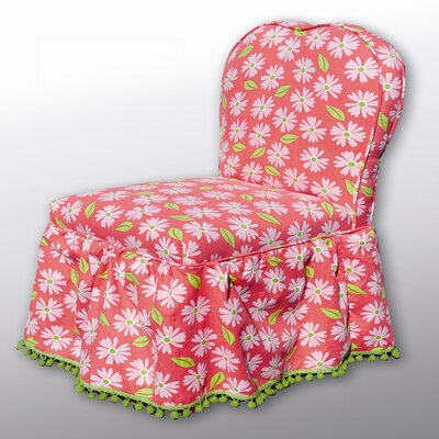 Lily Heart Kids Cotton Side Chair