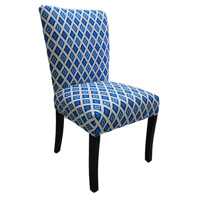 Julia Parsons Chair Upholstery: Blue