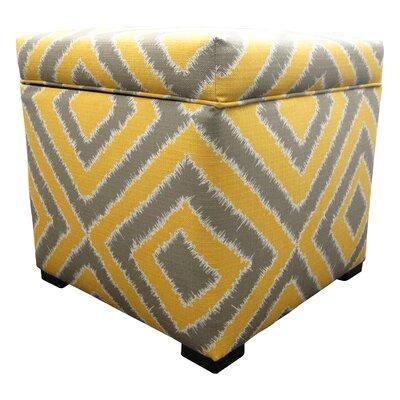Tami Ottoman Upholstery: Nouveau Dijon