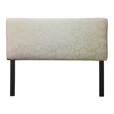 Ali Suzani Cloud Upholstered Panel Headboard Size: Eastern King