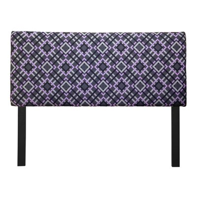 Ali Pierre Upholstered Panel Headboard Size: Eastern King