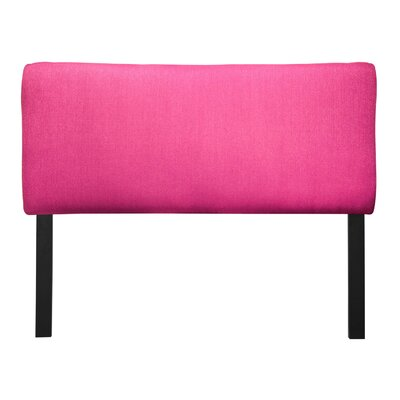 Ali Tulip Upholstered Panel Headboard Size: Queen