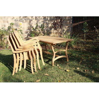 Choose Teak Dining Set Product Photo
