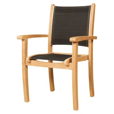 Stacking Solid Wood Dining Chair (Set of 4)