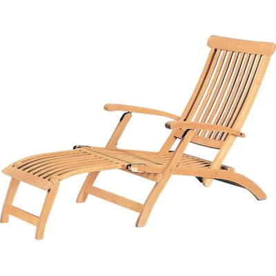 HiTeak Furniture Deck Chair at Sears.com