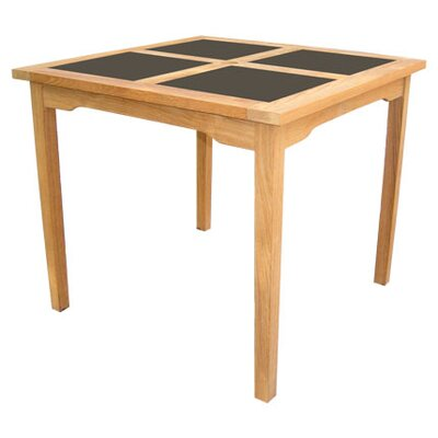 HiTeak Furniture Square Table at Sears.com
