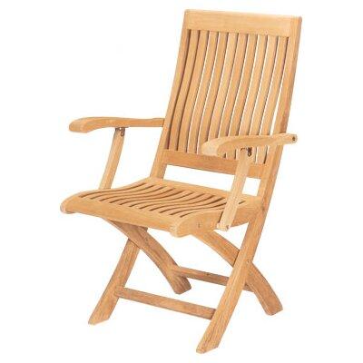 HiTeak Furniture Folding Armchair at Sears.com